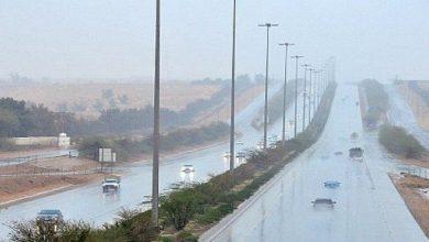 Photo of (الأرصاد) تحدد خريطة هطول الأمطار