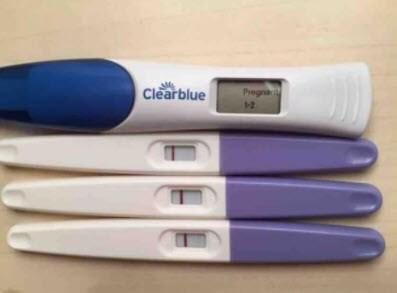 اعراض الحمل في الاسبوع الاول قبل موعد الدورة الشهرية؟؟
