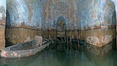 Photo of اكتشاف غرف وأنفاق سرية تحت بحيرة في قصر بريطاني