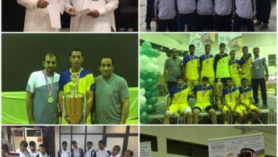 Photo of منتخب تعليم الأحساء  يتوج ببطولة التعليم لكرة اليد