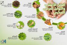 Photo of إنفوغراف24: أفضل الأعشاب والتوابل لمرضى السكري