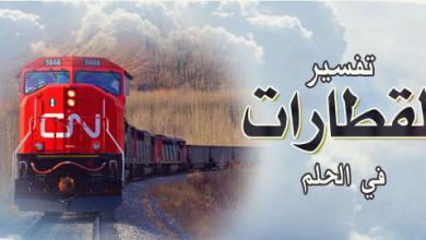Photo of تفسير القطار في الحلم