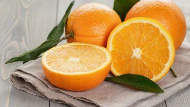 Photo of للعناية بشعرك استخدمي البرتقال  وستذهلك النتيجة