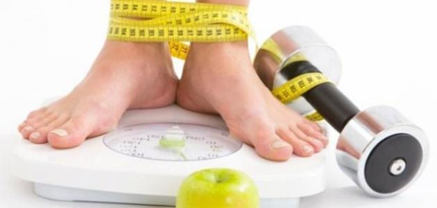 اضرار انقاص الوزن في اسبوع