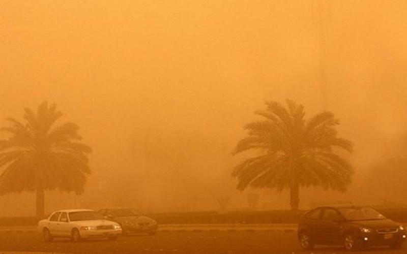 تفسير حلم عاصفة غبار