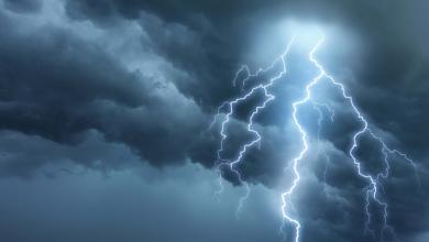Photo of دعاء صوت الرعد , ما يقال عند سماع الرعد , ادعية الرعد والبرق , دعاء الخوف من الرعد