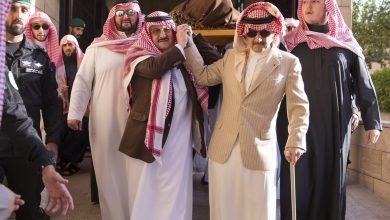 Photo of صور تشييع جنازة الأمير طلال بن عبد العزيز