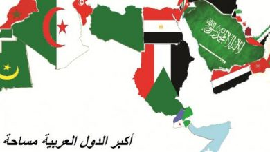Photo of ماهي اكبر دولة عربية من حيث المساحة