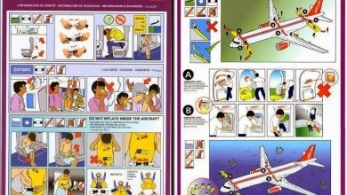 Photo of 10 وصايا قد تزيد من فرص نجاتك عند سقوط الطائرة