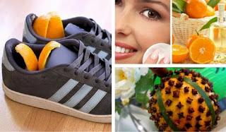 Photo of 10 طرق مبتكرة لإعادة استخدام قشر البرتقال
