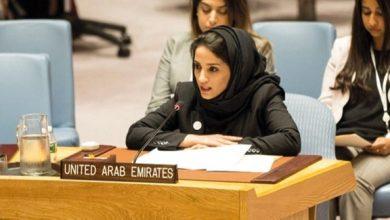 Photo of الإمارات تتعهد بمواصلة دعم أفغانستان ومساندة حكومتها لتحقيق المصالحة السياسية