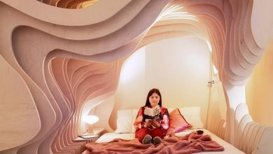 Photo of تصميم غرف فندقية تشبه الرحم