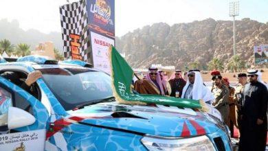 Photo of بالصور: أمير حائل يطلق منافسات سباق الرالي في نسخته الـ14