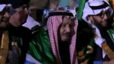 Photo of فيديو.. خادم الحرمين يؤدي العرضة السعودية بمشاركة قادة دول مجلس التعاون