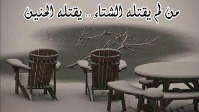 Photo of دفئ الحب .. في فصل الشتاء , كلمات عن الشتاء والحب