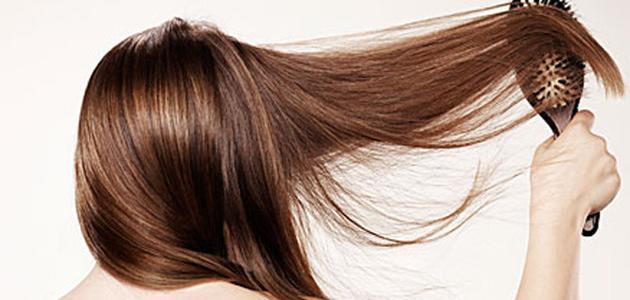 طريقة الحفاظ على الشعر من التساقط