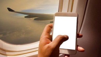 Photo of لهذا تجنب وضع هاتفك على مقعد الطائرة