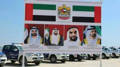 Photo of بتمويل إماراتي.. توزيع المركبات على الأجهزة الأمنية في ساحل حضرموت