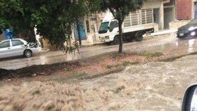 Photo of الجزائر: وفاة 5 في الفيضانات