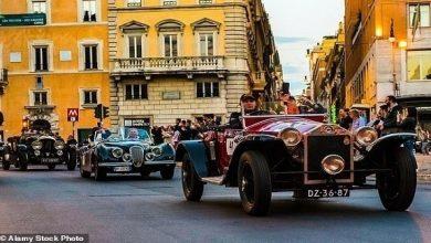 Photo of تعرف على رالي السيارات الكلاسيكية