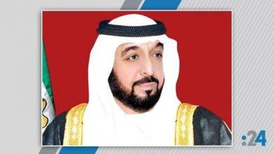 Photo of رئيس الإمارات يمنح سفير كازاخستان وسام زايد الثاني