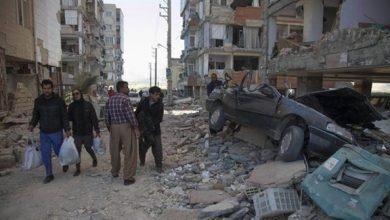 Photo of إيران: زلزال بـ 4.5 درجات يضرب جنوب البلاد