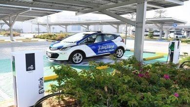 Photo of شرطة أبوظبي تضم إلى أسطول دورياتها سيارة صديقة للبيئة
