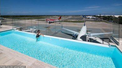 Photo of تعرف على أفضل مسابح المطارات حول العالم