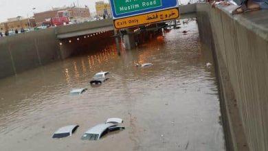 Photo of أمين الرياض يوضح سبب غرق بعض الأحياء وارتفاع منسوب المياه داخل الأنفاق