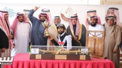 Photo of «نزاح الخصوم» يخطف كأس كرنفال مهرجان الوفاء لسمو الأمير سلطان بن محمد بن سعود الكبير بالأحساء