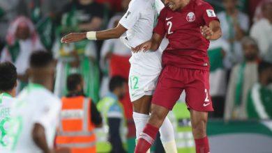 Photo of صور من لقاء السعودية و قطر – كأس آسيا 2019