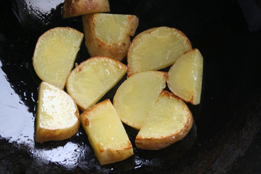 تحظير البطاطس