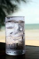 الماء البارد لحرق الدهون