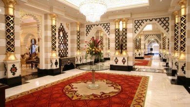 Photo of قصر الشرق في جدة سقفه مطلي بـ 60 كيلو من الذهب