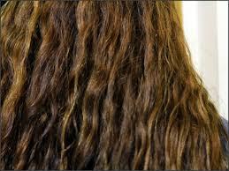 علاج الشعر الجاف المتقصف , تنعيم الشعر الجاف