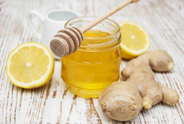 وصفة الزنجبيل والعسل