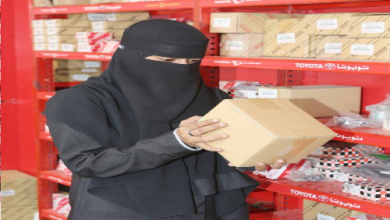 Photo of صور سعوديات يبعن في محل لقطع غيار السيارات