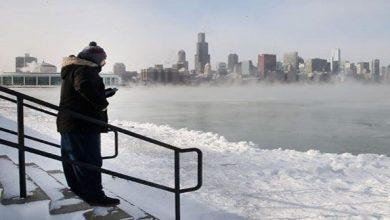 Photo of أمريكا: ارتفاع حصيلة ضحايا العاصفة القطبية إلى 21 قتيلاً