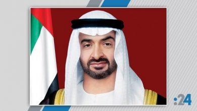 Photo of محمد بن زايد يستقبل قائد القيادة المركزية الأمريكية