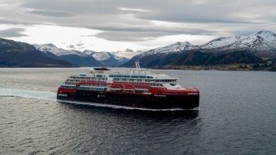 Photo of أول سفينة سياحية صديقة للبيئة تكمل تجربتها البحرية الأولى