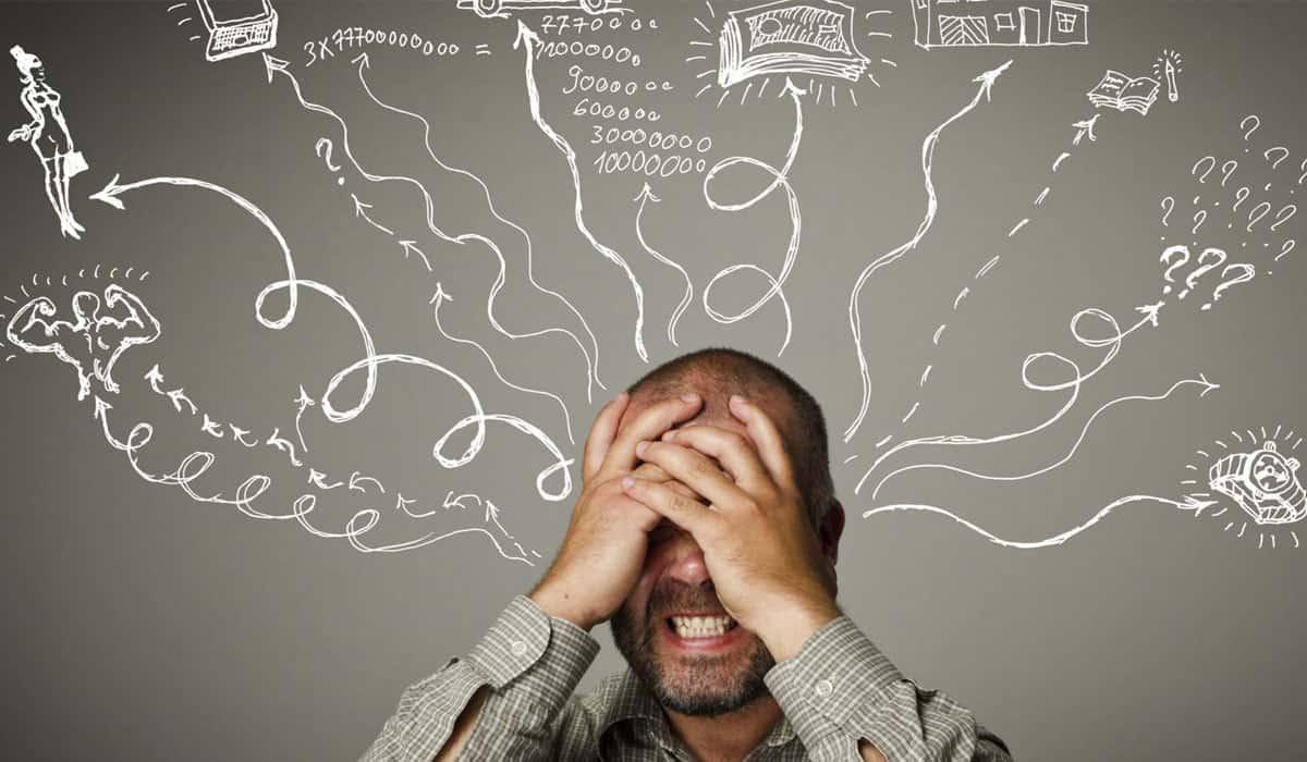 أسباب ضعف الذاكرة والتركيز