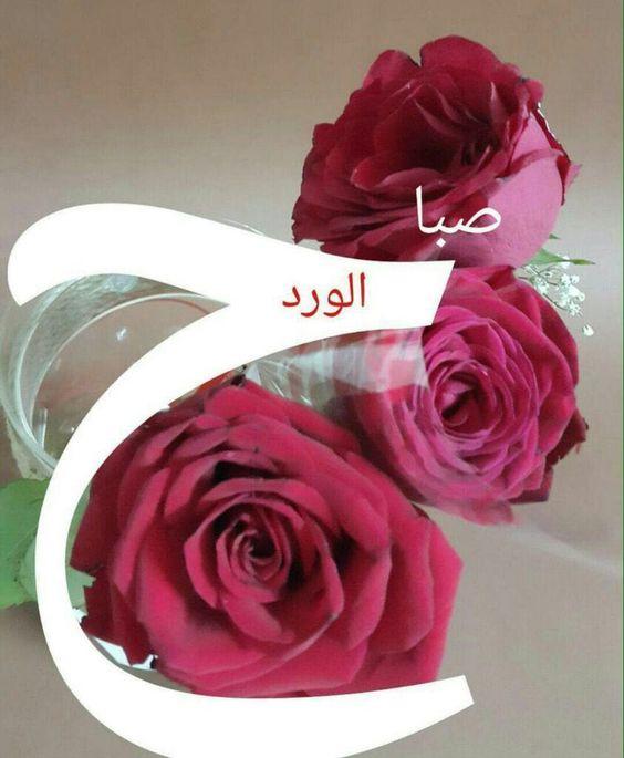صباح الورد صور