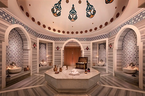 طريقة عمل الحمام التركي بخطوات بسيطة في المنزل