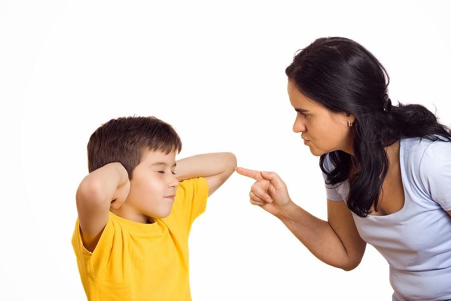 كيف تتعاملين مع الطفل الزنان