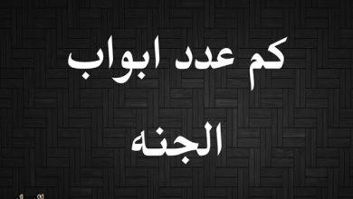 Photo of كم عدد أبواب الجنة , أسماء أبواب الجنة