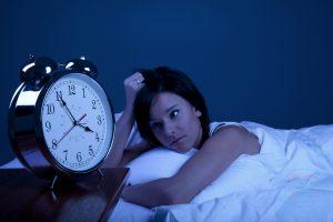 التفكير قبل النوم