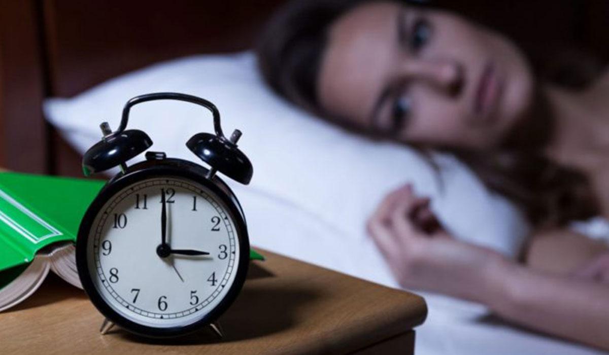 حل مشكلة قلة النوم