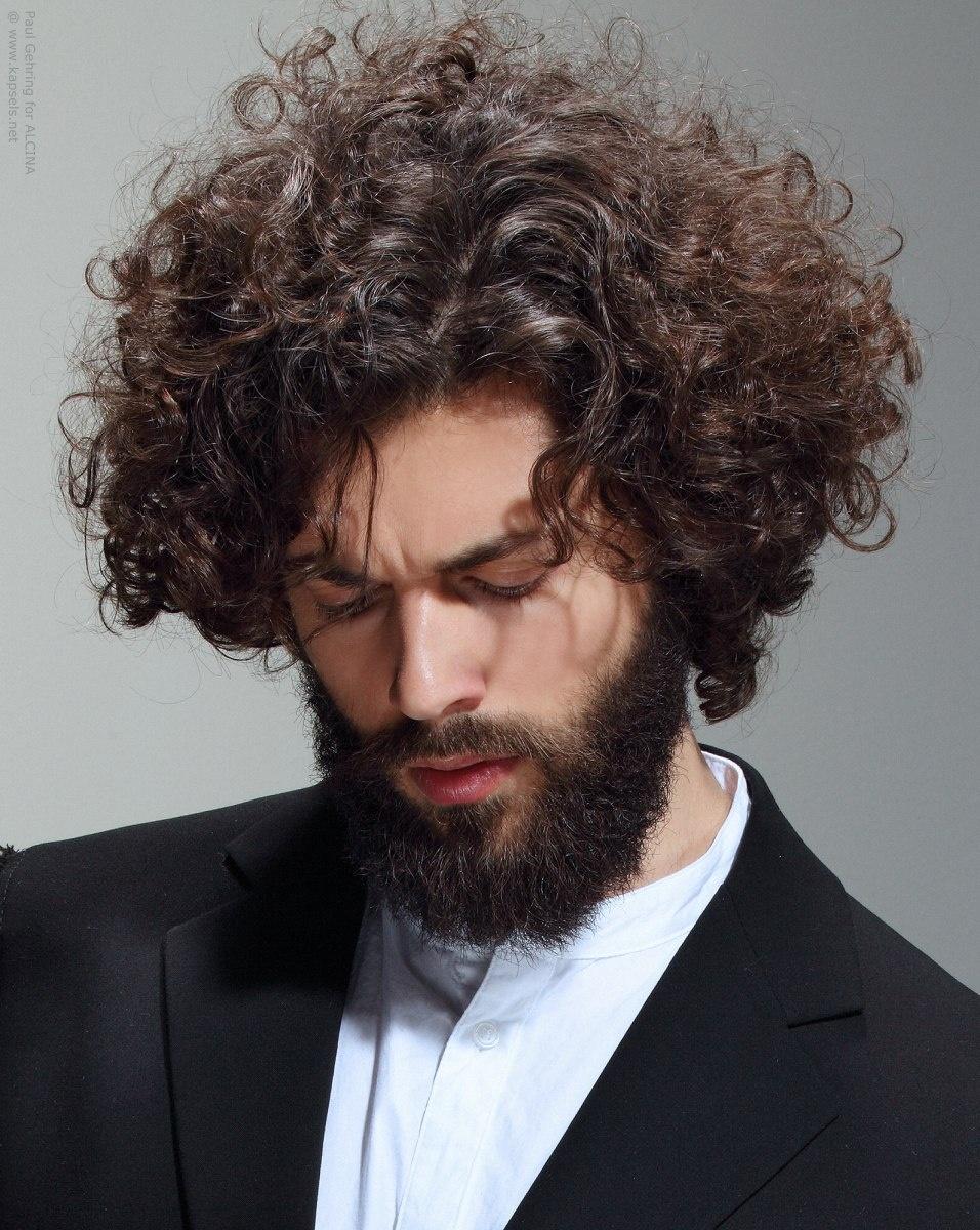 طريقة تنعيم الشعر للرجال