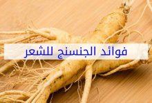 Photo of فوائد الجنسنج للشعر