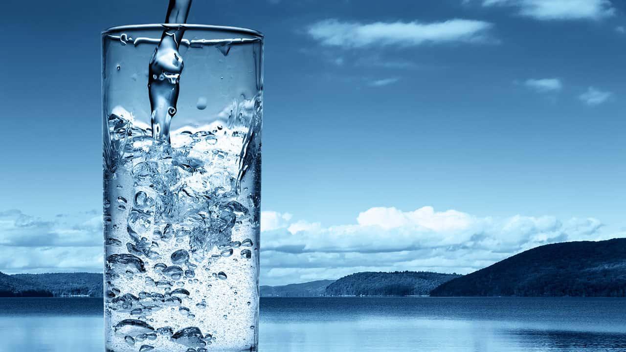 المياه القلوية